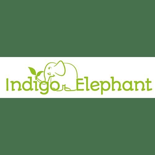 Indigo Elephant Logo