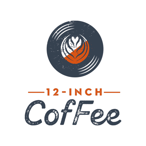 12-inch CofFee Logo