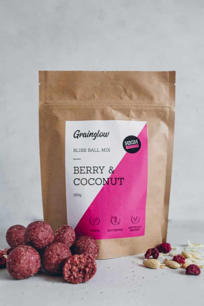 Mix Berry & Coconut