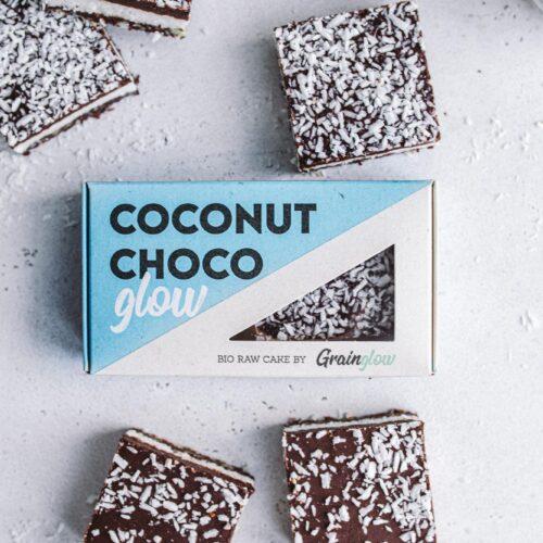 Coconut Choco Glow